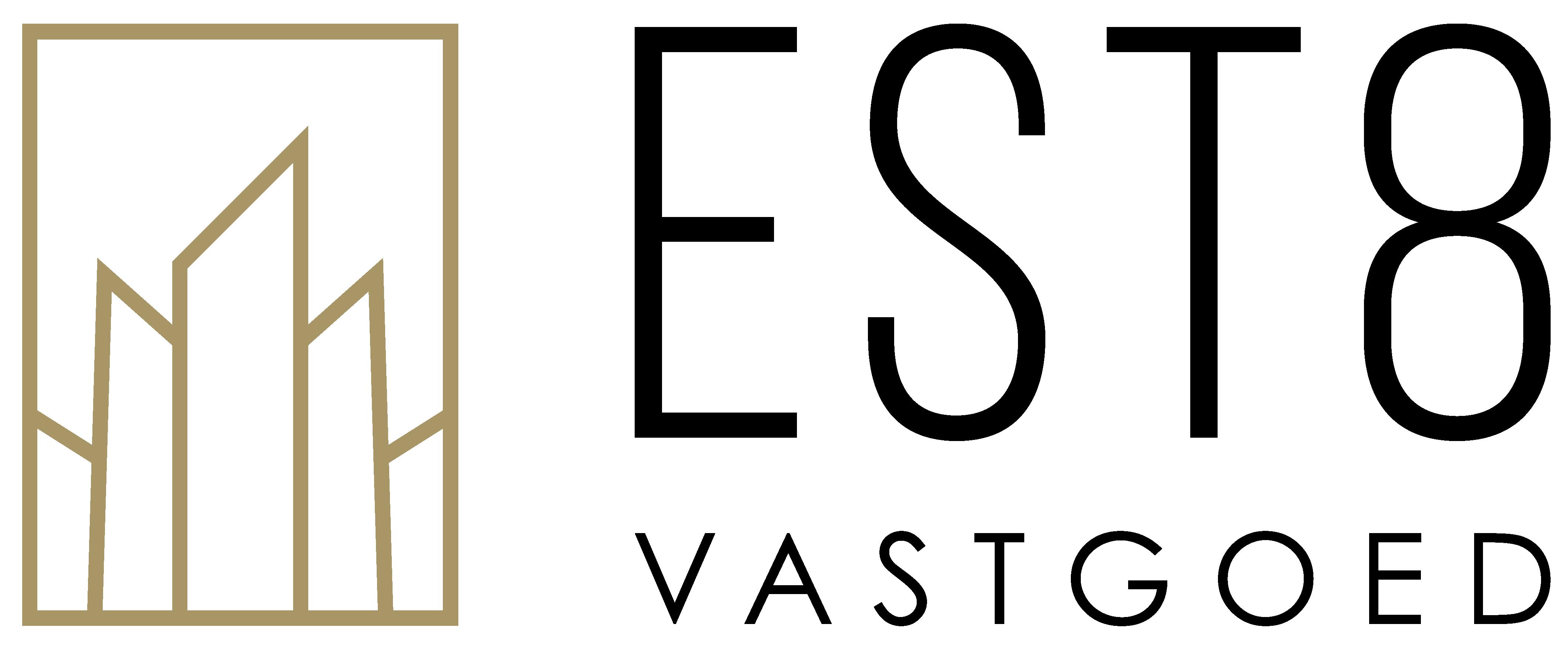EST8 vastgoed logo